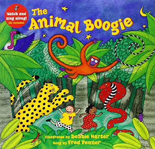 The Animal Boogie (Barefoot Books Singalongs)