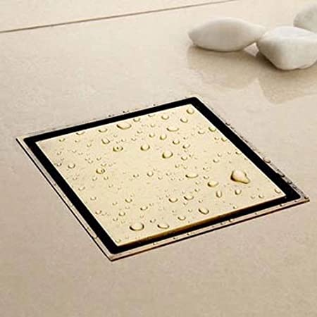 Floor drain Copper Invisible Bathroom Washing Machine