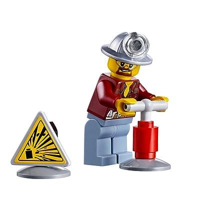 LEGO City 4200 - Todoterreno de Minería: Juguetes y juegos