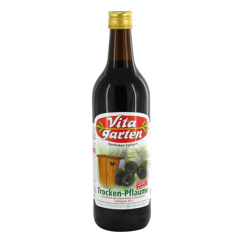 Vita Garden Dry Plum Juice 750ML Juice Obstsaftkelterei 3111