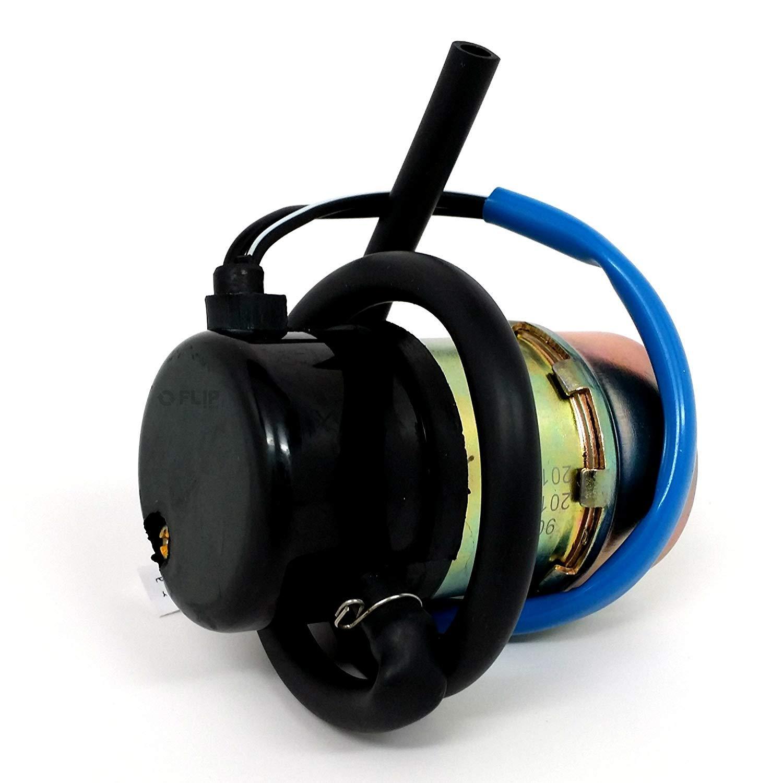 NEW Performance Fuel Pump /& Filter For Kawasaki Mule 2500 2510 2520 3000 3010 3020 1000 49040-1055
