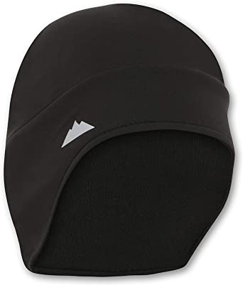 Tough Caps Headwear Helmet Liner Skull Beanie With Ear Covers Ultimate Thermal