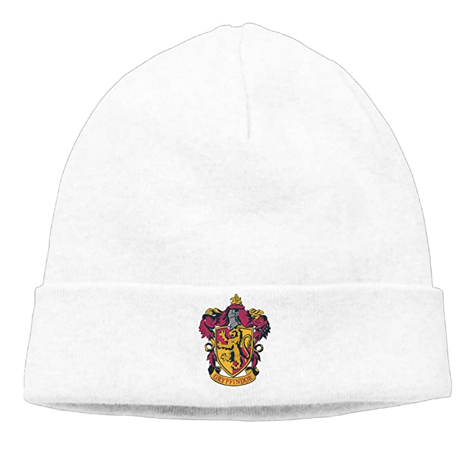 93eeff55147 Harry Potter Gryffindor Crest Hermione Granger Fantasy Drama Young-adult  Fiction Cap Cool Beanie Knit