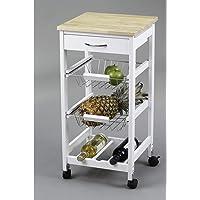 Kit Closet 7040028002 - Carro de cocina