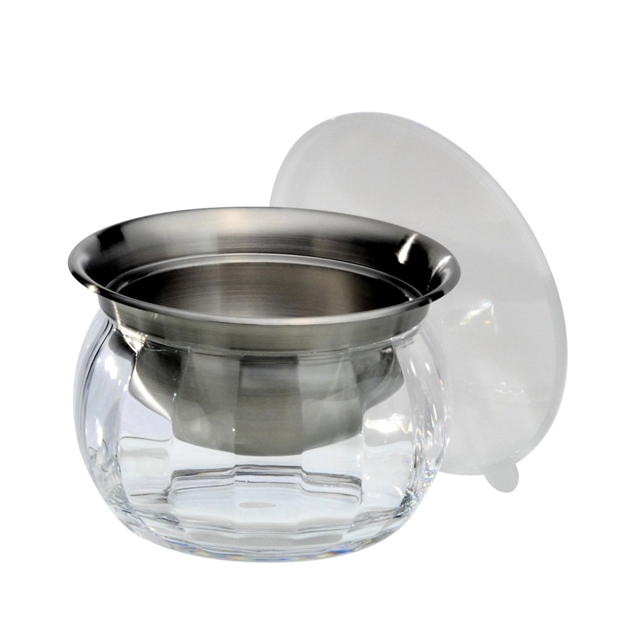 Prodyne Bowl And Dip Cup On Ice 22 Oz Stainless Steel PRODYNE ENTERPRISES IC6