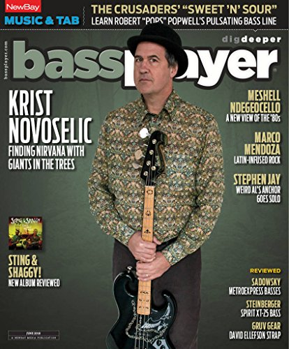 Guitar Player Magazine - Bass Player