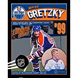 Frameworth Wayne Gretzky NHL Comic Plaque