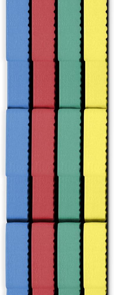EVA Foam Interlocking Tiles Norsk Solid Color Multi-Purpose Foam Flooring