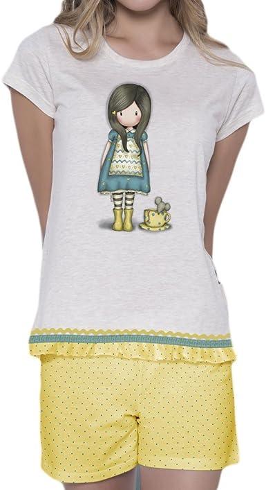 Pijama Infantil/Juvenil Verano Gorjuss - Little Friend, 16 ...