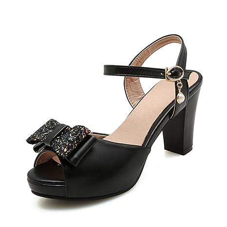 Single shoes female Sandali primaverili ed estivi scarpe