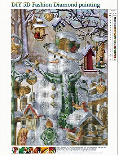 Prettyia DIY 5D Car Diamond Embroidery Painting Cross Stitch Kit Home Decor