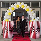 Popcorn Party Arch