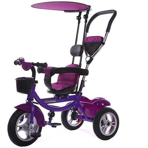 9dcca09b535a4 Multifonctionnel ans Fille pour 6 Trike avec Petit et Enfant Int Parent Ext  Enfant Roues 1 eacute ...