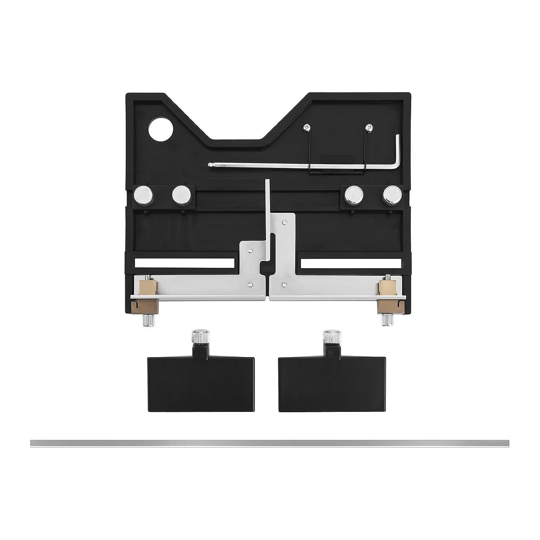 Pro Bauteam Chariot de guidage pour d/écoupeur polystyr/ène STYRO SLED PBT Largeur ajustable 1 /– 16.5 cm, Pour lames plates, Profondeur de coupe variable