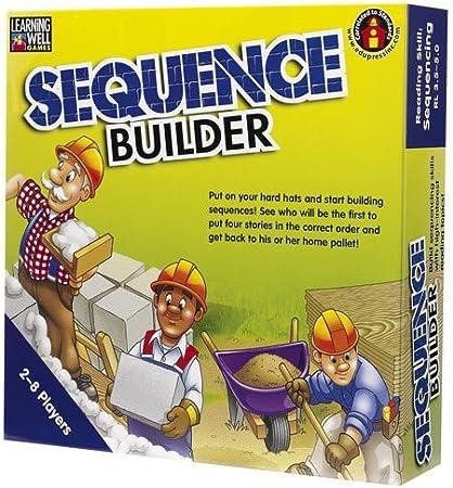 Sequence Builders - Blue by Edupress: Amazon.es: Juguetes y juegos