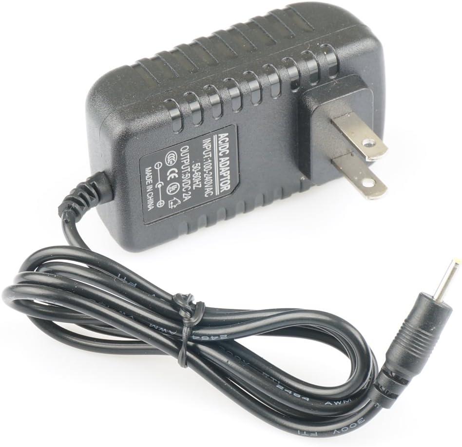 AC100V-240V to DC 5V 2A 2000mA Power Adapter Supply 2.5x0.7mm Output