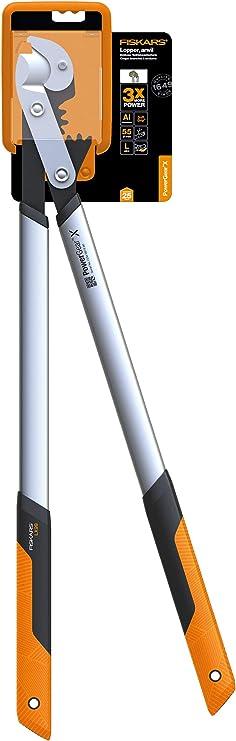 FISKARS PowerGear II Amboss-Getriebeastschere 70 cm L77 ***NEU***