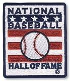 National Baseball Hall Of Fame Logo Patch