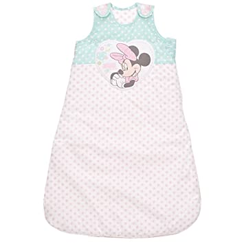 589168810610 Disney Minnie Mouse Sleeping Bag (0-6 Months