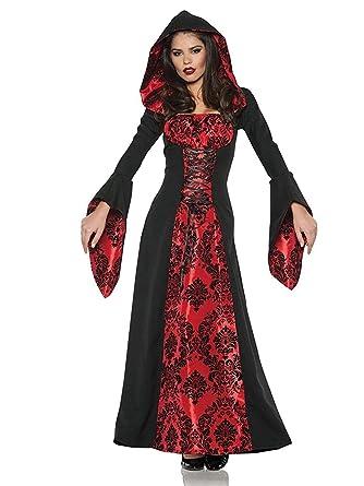 c76b4f644a Amazon.com  Underwraps Costumes - Women s Scarlette Mistress Costume   Clothing