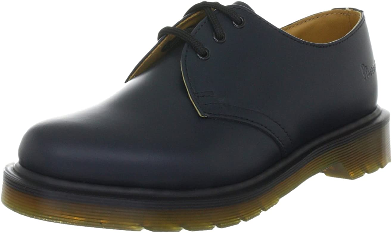 Dr. Martens 1461 Smooth - Zapatos de cordones de cuero para hombre