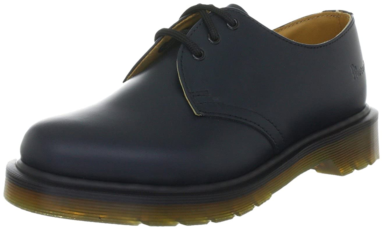 TALLA 36 EU. Dr. Martens 1461 Smooth - Zapatos de cordones de cuero para hombre