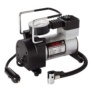 Amazon.es: vinteky 100PSI multifuncional hogar 12 V bomba de aire eléctrica inflador de ruedas/Compresor De Aire Para Neumáticos De Coche Y Resistente A La ...