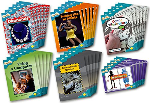 Download Oxford Reading Tree: Level 9: Fireflies: Class Pack (36 books, 6 of each title) ebook