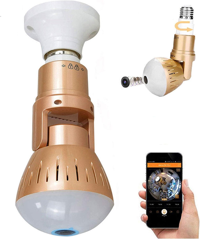 Mliyam - Smart Bulb Camera