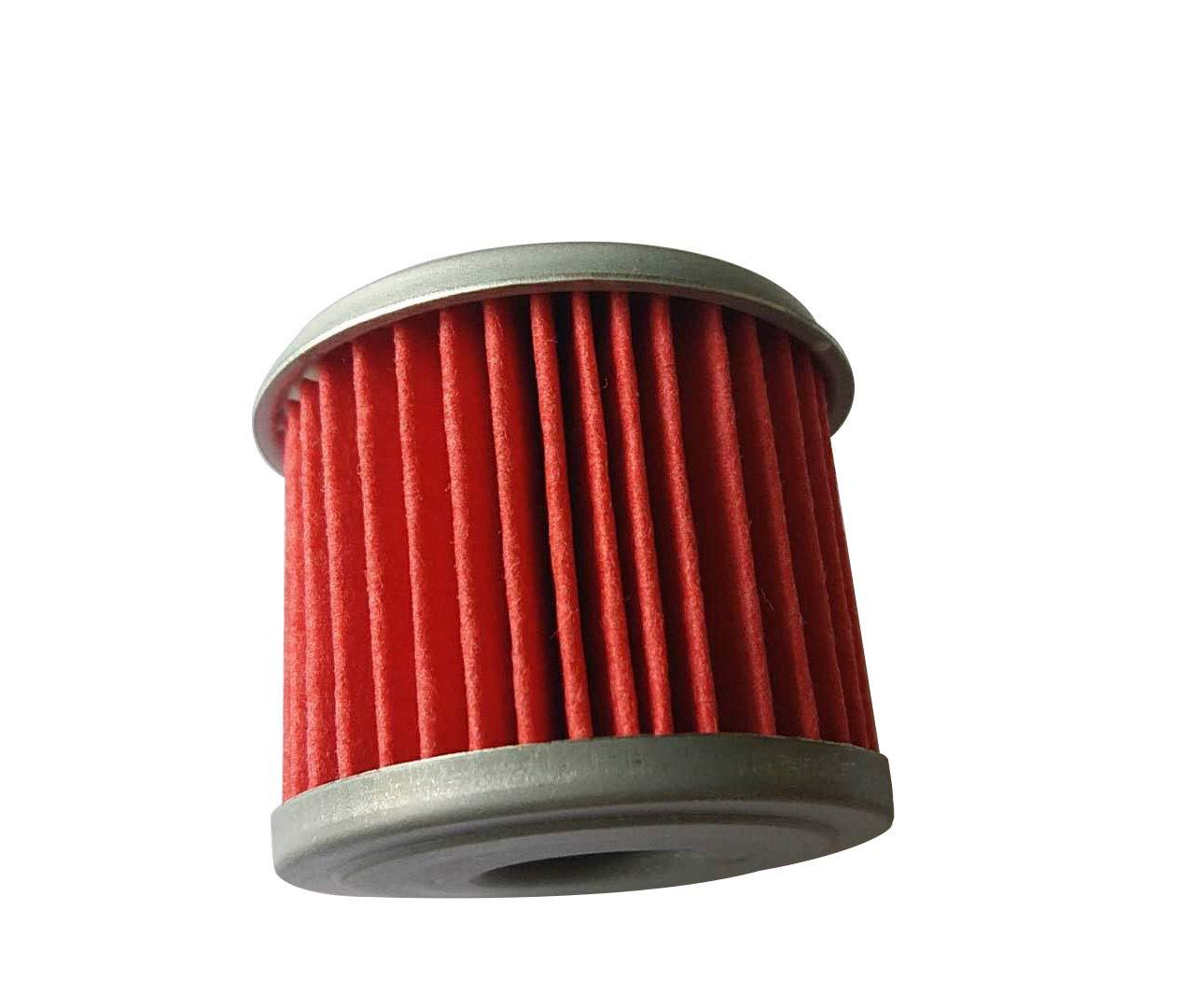shamofeng Oil Filter For ATV Honda TRX450R CRF250X CRF450X CRF250R CRF450R Replace HF116 KN116 Pack of 10