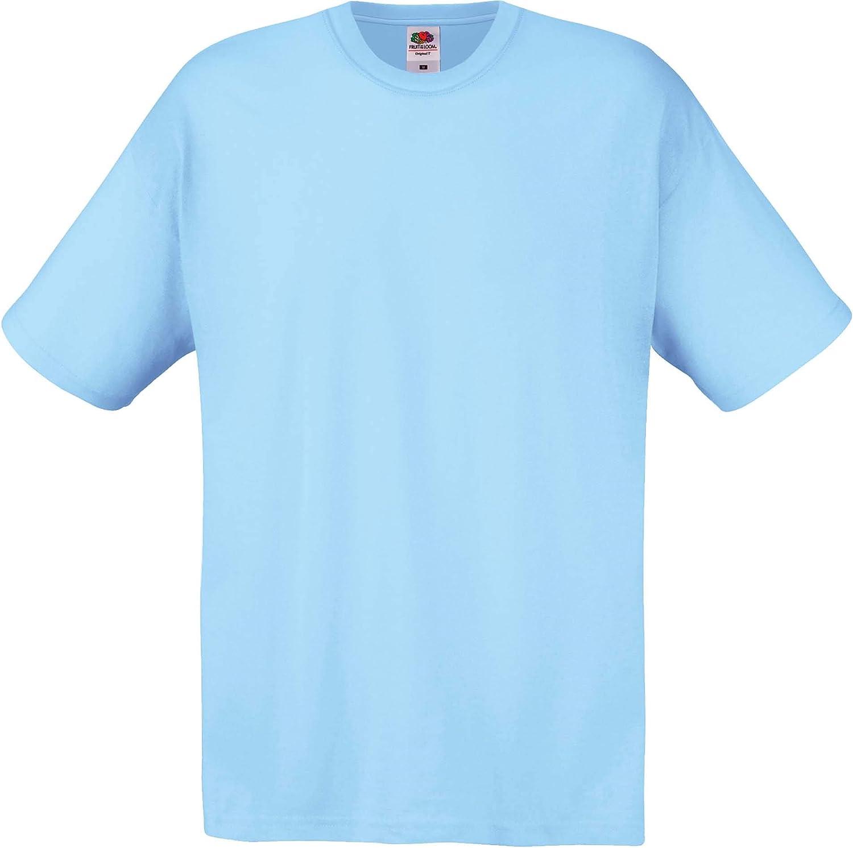 Fruit of the Loom Mens Original T T-Shirt