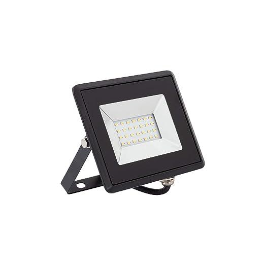 Foco Proyector LED Solid 20W Blanco Cálido 3000K