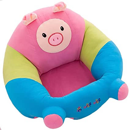 Baby Floor Seats & Loungers Per Newly Baby Learning Sitting Seat Infant Baby Learning Sitting Chair Portable Seat Childrens Plush Toy Baby