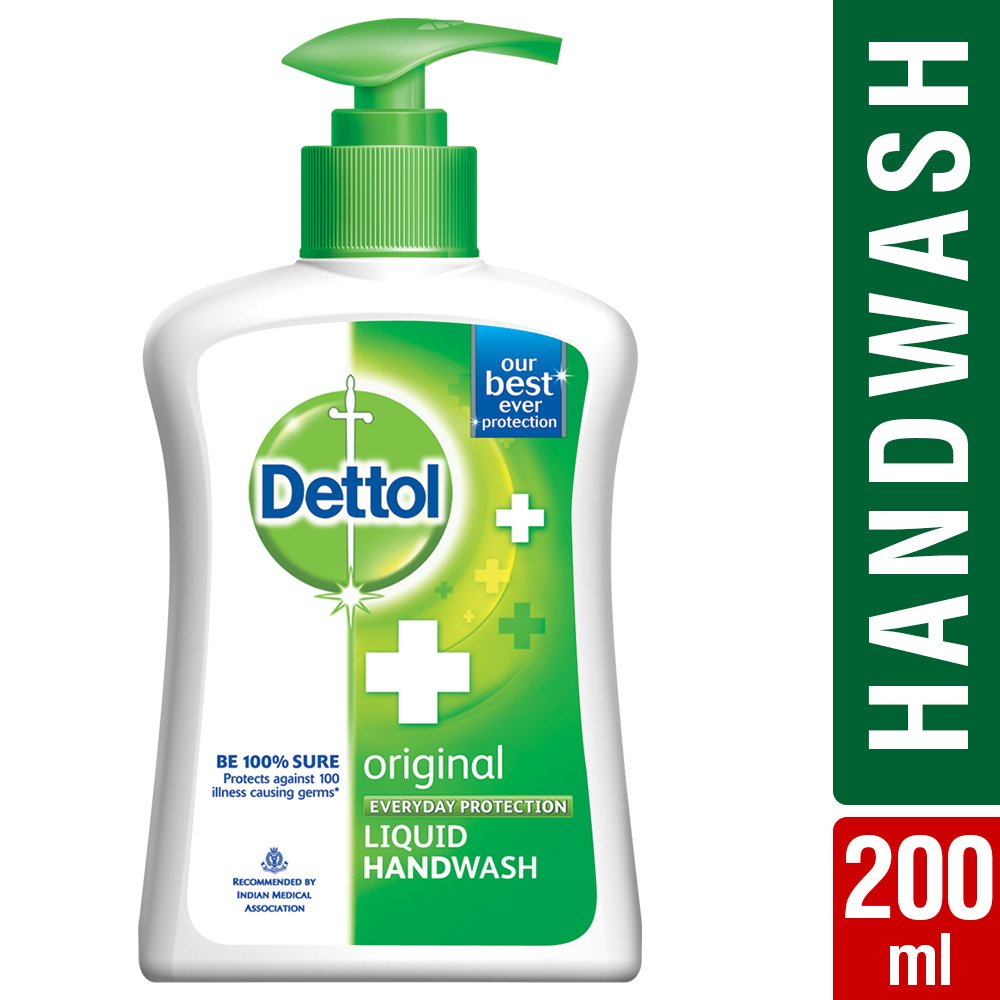 Dettol Original Liquid Hand Wash