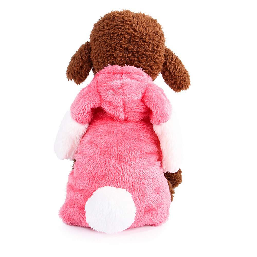 MCYs Winter Herbst Beine Samt Schnee Rehe Weihnachten Hoodie Hund Pullover Winter Warme Jacke Haustier Hunde Shirts Hoodies