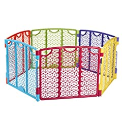 Keeping your children safe is the primary objective of all parents. However, providing them with a safe and stable play center to crawl, enjoy time with toys, or take a nap is just as vital. The Evenflo Versatile Play Space has been created t...