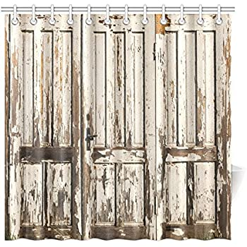 Rustic Bathroom Shower Curtains Western Bathroom Shower