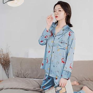 Pijamas Pantalones De Pijama Pijama De Mujer Chaqueta De ...