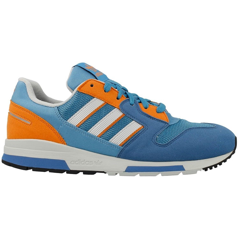 Adidas ZX 420 Color: Blue Orange Size: 8.0UK: Amazon