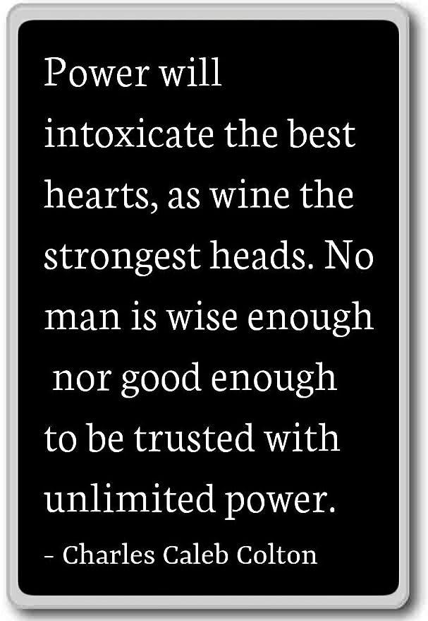 Potencia se Intoxicate la mejor corazones,... - Charles Caleb ...