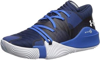Pantano Ingenioso gatear  Amazon.com: Under Armour Spawn - Zapatillas de baloncesto para hombre: Shoes