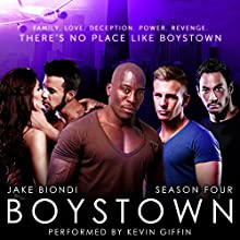 Boystown: Season Four Audiobook by Jake Biondi Narrated by Kevin Giffin