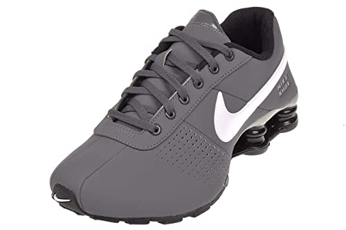 new concept cb1c7 42fc3 Nike Big Kids Shox Deliver (GS) Running Shoes, Size 7Y Dark Grey White   Amazon.ca  Shoes   Handbags