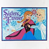 Disney Frozen Sisters Forever Rug - 40'' x 54''