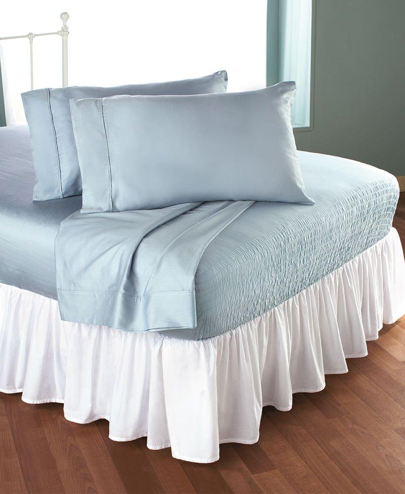 La colección de la laguna cama Tite King juego de sábanas -: Amazon.es: Hogar