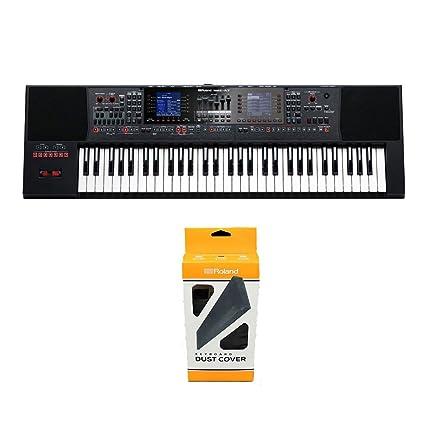 Roland E-A7 teclado 61 Llave ampliable con Arreglista Oficial de guardapolvos Marca