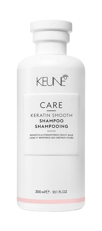 KEUNE CARE Keratin Smoothing Shampoo, 10.1 Fl Oz