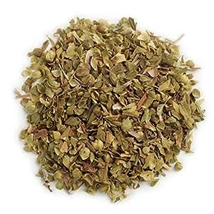 Frontier Co-op Organic Mediterranean Oregano Leaf, Cut & Sifted, Fancy Grade, 1 Pound Bulk Bag