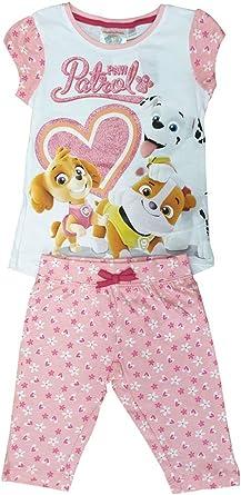 Paw-Patrol Nickelodeon Skye, Marshall and Rubble Kids Pijamas ...
