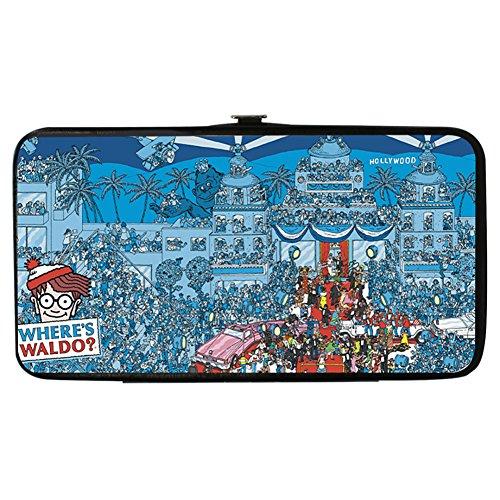 Where's Waldo - When the Stars Come Out - Lady's Bi-Fold Hinge (Wizard Whitebeard)